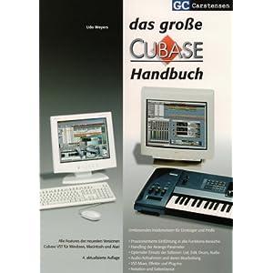 eBook Cover für  Das gro szlig e Cubase Handbuch Soundlab 4 Aufl