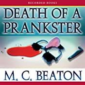 Death of a Prankster | [M. C. Beaton]