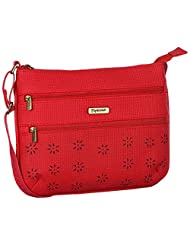 Peperone Women's Sling Bag (Red)