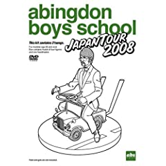 abingdon boys school JAPAN TOUR 2008(�ʏ��) [DVD]