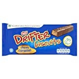 Nestlé Drifter Biscuit Milk Chocolate Multipack (Case of 24, Total 192 Biscuits)