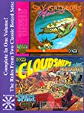 Sky Galleons of Mars / Cloudships & Gunboats (Space 1889 Sci-Fi Roleplaying)