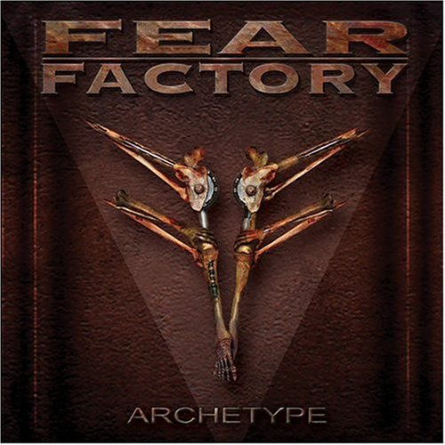 Fear Factory - Archetype (CD plus DVD) - Zortam Music