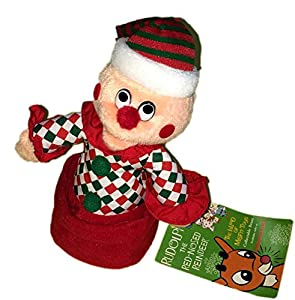 Charlie In the Box (CVS) Rudolph the Red Nosed Reindeer Plush