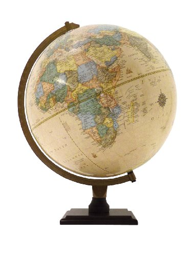 The Bradley Antique World Globe