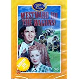 Westward Ho, the Wagons! (The Wonderful World of Disney) [DVD] ~ Fess Parker