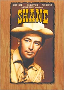 Cover of &quot;Shane&quot;
