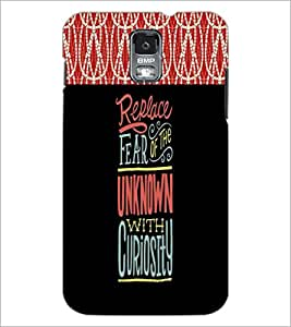 PrintDhaba Quote D-2680 Back Case Cover for SAMSUNG GALAXY S5 (Multi-Coloured)