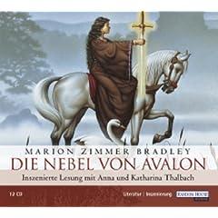 Die Nebel von Avalon. 12 CDs.