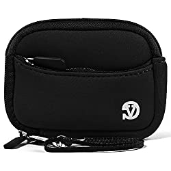 Vangoddytm Black Neoprene Sleeve Protective Camera Pouch Carrying Case
