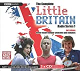David Walliams Little Britain: The Complete Radio Series 1 (Radio Collection)
