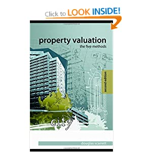 Property Valuation: The Five Methods Douglas Scarrett