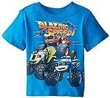 Nickelodeon Boys Blaze and The Monster Machines Blazing Speed Tee