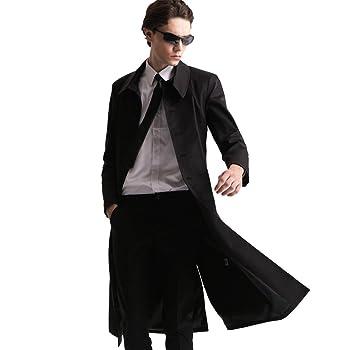 [RSWHYY] メンズ ダスターコート ロング コート