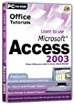 Learn to Use Access 2003