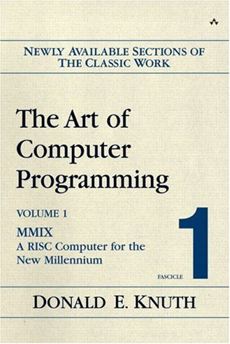 The Art of Computer Programming by Donald E. Knuth
