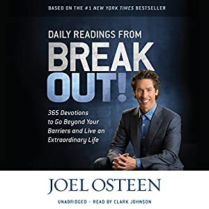 Daily Readings from Break Out! Audiobook