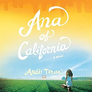 Ana of California Audiobook