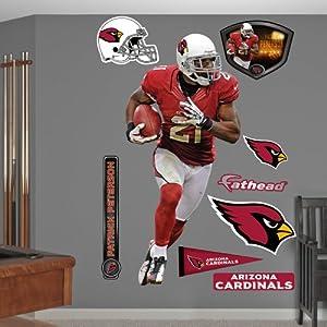 NFL Arizona Cardinals Patrick Peterson Home Wall Graphics by Fathead