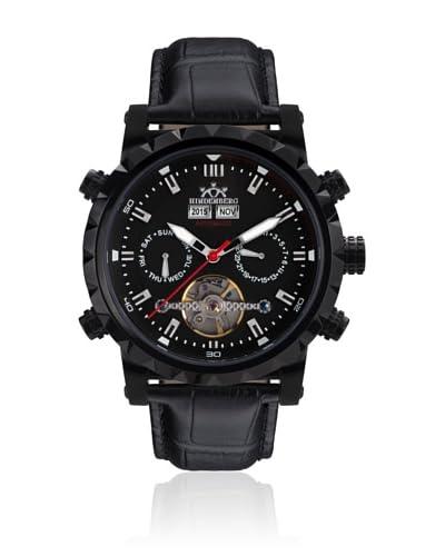 Hindenberg Reloj automático Man 370-H Expeditor PVD
