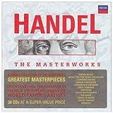 Handel Masterworks/Various (Box)