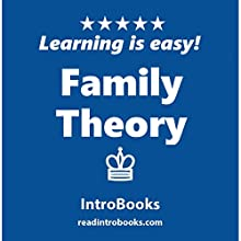 Family Theory Audiobook by  IntroBooks Narrated by Andrea Giordani