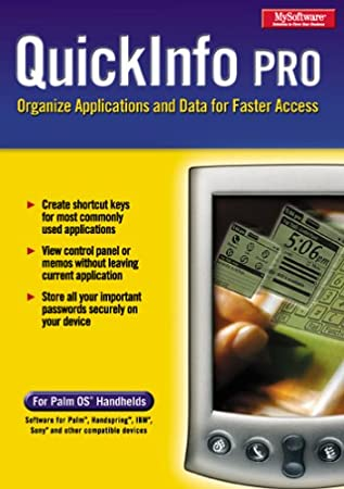 My Software: QuickInfo Pro