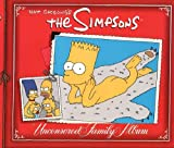 Matt Groening's the Simpsons Uncensored Family Album. (0007212283) by Groening, Matt