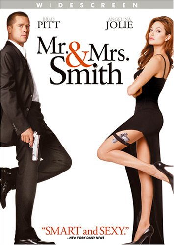 Mr & Mrs Smith [DVD] [2005] [Region 1] [US Import] [NTSC]