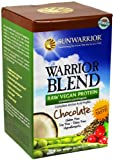 Sunwarrior Warrior Blend Protein, Chocolate 2.2 lbs