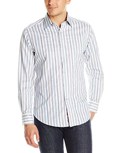 Robert Graham Men's Barrow Long Sleeve Shirt