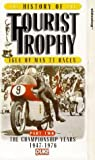 The History Of The Tourist Trophy - Isle Of Man TT Races - Part 2 - The Championship Years 1947-1976 [VHS] [1997]