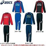ASICS(アシックス) Jr ピステ 上下セット XSJ01K/XSJ51K ピステシャツ パンツ ジュニア キッズ