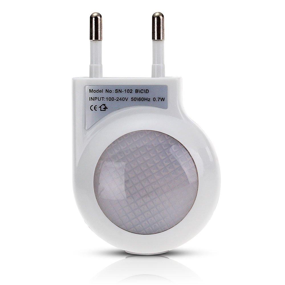 Lámpara de alumbrado nocturno, tecnología LED