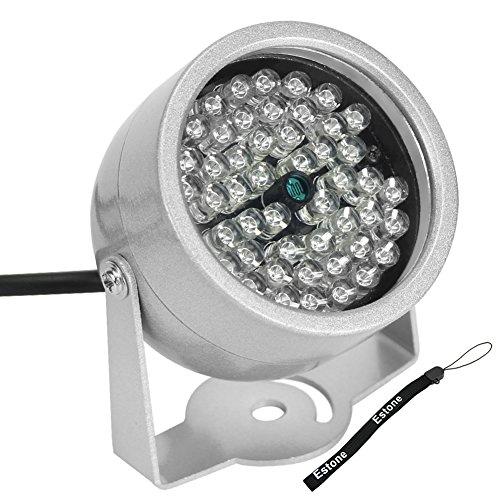 Estone Cctv 48 Led Illuminator Light Security Camera Ir Infrared Night Vision Lam