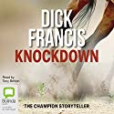 Knock Down Audiobook by Dick Francis Narrated by Tony Britton