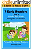 Early Readers: Level 1 Sight Words Book - 7 Easy to Read Stories with Sight Words (Rabbit Readers)