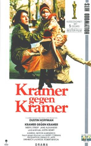 Kramer gegen Kramer [VHS]