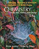 Chemistry: Molecules, Matter, & Change (0716729881) by Atkins, P. W.
