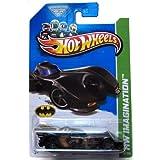 Hot Wheels 2013 Batmobile HW IMAGINATION 61/250
