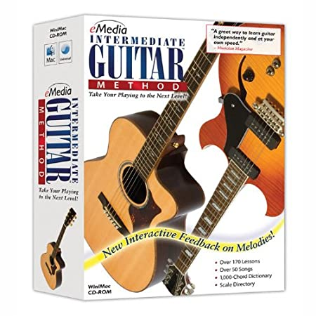 eMedia Intermediate Guitar Method v3