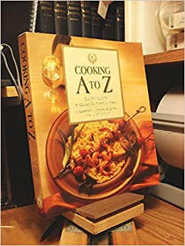California Culinary Academy - Cooking A to Z the Complete Culinary Ref (California Culinary ... - Cooking A to Z the Complete Culinary Ref (California Culinary Academy) [Jane   Horn] on Amazon.com. *FREE* shipping on qualifying offers. Voted Best General   ...