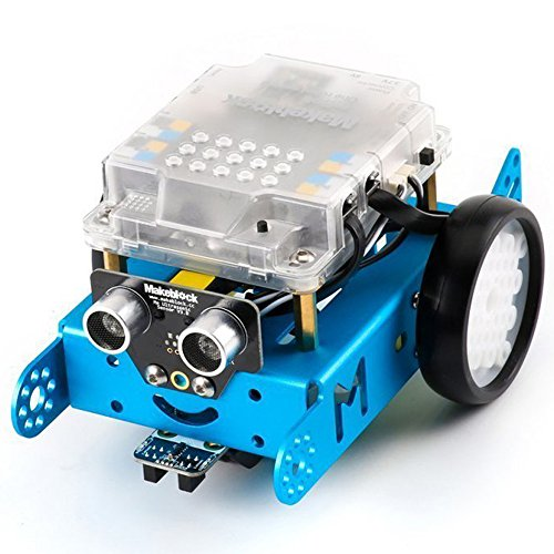 Makeblock-DIY-mBot-11-Kit-Premium-Quality-STEM-Education-Arduino-Scratch-20-Programmable-Robot-Kit-for-Kids-to-Learn-Coding-Robotics-Electronics-and-Have-FunBluetooth-Version-Family-Prefer
