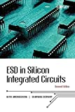 img - for ESD in Silicon Integrated Circuits by E. Ajith Amerasekera (2002-05-15) book / textbook / text book