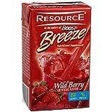Boost Breeze - 8oz Drink Box (Case of 24) (Wild Berry)