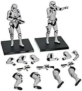 Star Wars Kotobukiya Star Wars: Episode Vii: The Force Awakens: First Order Stormtrooper Art Fx+ Statue