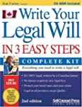 Write Your Legal Will in 3 Easy Steps...