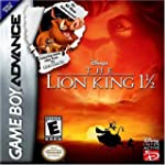 Disney Lion King 1 1/2 - Game Boy Adv...