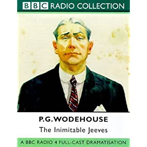 P.G. Wodehouse - The Inimitable Jeeves BBC Radio4 1973 Audiobook