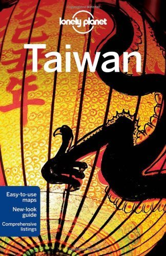 Lonely Planet Taiwan (Country Travel Guide) [Paperback]